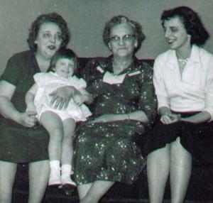 1955 - 4 generations